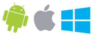 android-ios-windows-logo