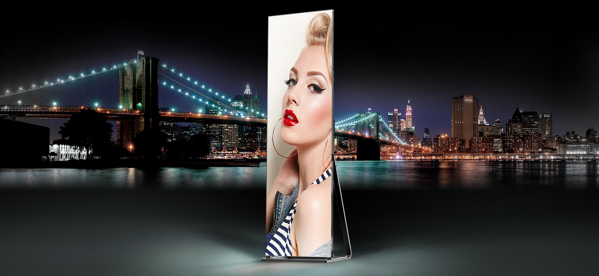 URBAN Screen Banner New York